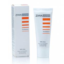 ZiwaDerm Balsamo Mani con il 10% di urea da 75 ml