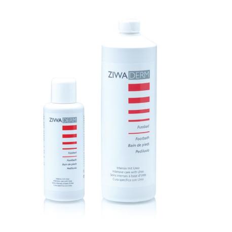 ZiwaDerm Bagno Piedi Intensivo con urea 200 ml