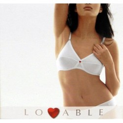 Lovable Mara Soft cup Cotton wireless bra