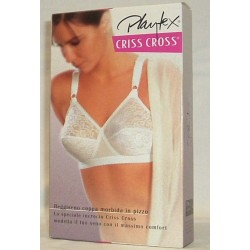 Playtex Criss Cross Reggiseno coppe morbide in pizzo