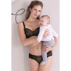 Anita Maternity Reggiseno allattamento pizzo e ferretto