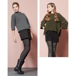 Oroblu Elegancy Pantalone corto Shorts tessuto