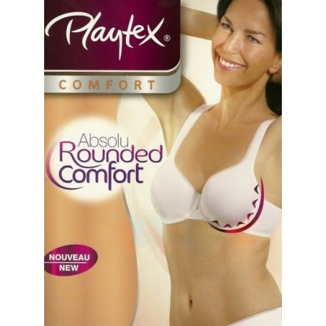 Playtex Absolu Rounded Comfort reggiseno con ferretto coppe preformate