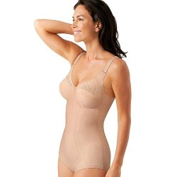 Playtex Regina di quadri Bodysuit without underwire
