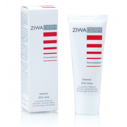 ZiwaDerm heels intensive balm for normal skin 75 ml