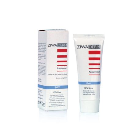 ZiwaDerm Crema Piedi DAY con il 10% di urea 75 ml