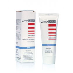 ZiwaDerm Night Foot Cream with 5% of urea 75 ml