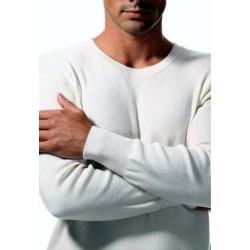 3 Pack Ragno Long sleeve Tshirt 100% Wool