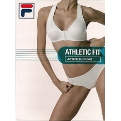 Fila Athletic fit Reggiseno Sport allaccio frontale Post Intervento