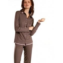 Boglietti Pajamas Women open winter warm cotton