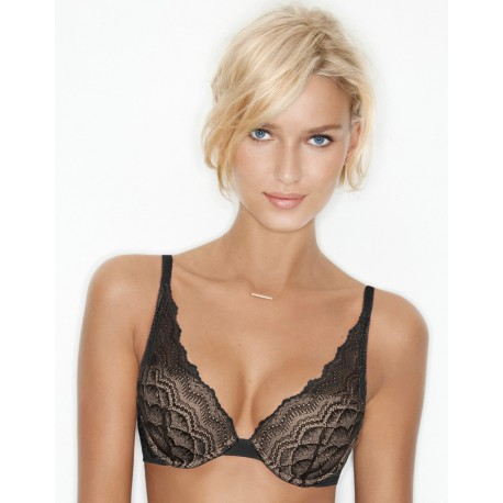 Wonderbra My pretty push up Reggiseno in pizzo con ferretto