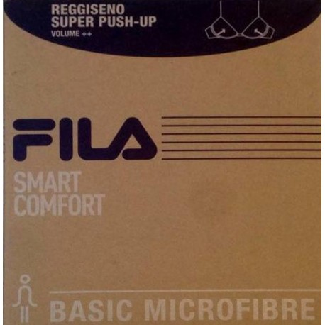 Fila Reggiseno Super Push up con ferretto