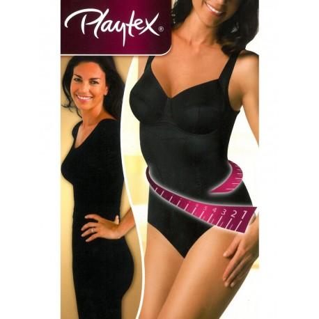 Playtex Pure Control Body Modellatore Invisibile Coppa morbida senza ferretto