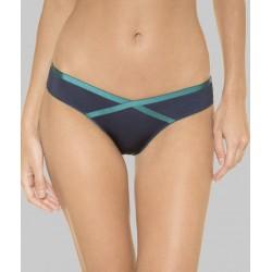 Wonderbra Slip mutandina brasiliana blu trendy glamour