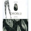 Oroblu Leaves Leggings caviglia Jeggings elasticizzato