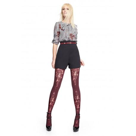 Oroblu Scarlet Maglietta Camicia manica lunga tessuto
