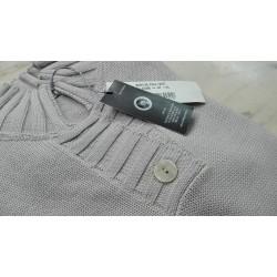 Ragno uomo Maglione Pullover 100% lana merino