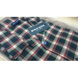 Perofil Pajamas open 100% flannel cotton