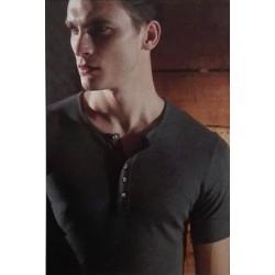 Forniture Militari Short-sleeved seraph shirt 100% Cotton