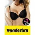 Wonderbra Full Effect Reggiseno imbottito push up ferretto