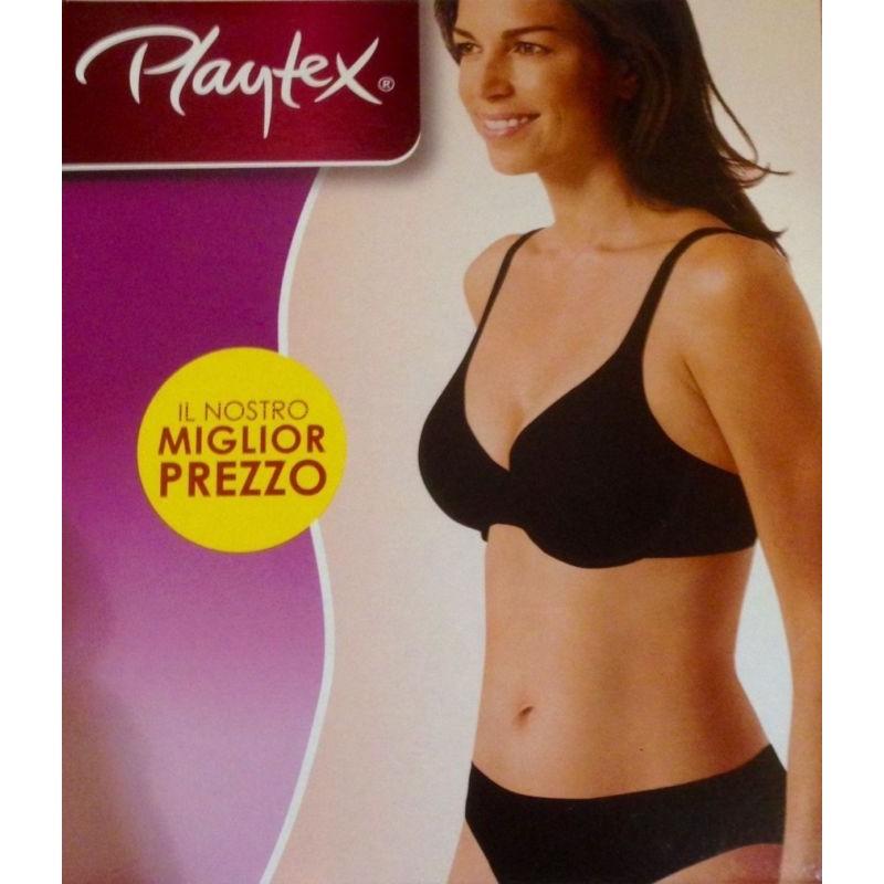 nuovo aspetto più nuovo di vendita caldo diversificato nella confezione Playtex Reggiseno preformato con ferretto - Paola Fiorini