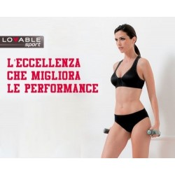 Lovable Sport Bra Front Closure Post surgery