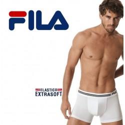 4 Fila Sport Men  boxer Underwear extrasoft Stretch Cotton