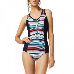 Moontide Above Board Twist Swimsuit