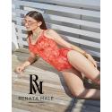Renata Malè Solosole Costume intero coppe morbide foderato