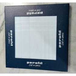 Perofil Fazzoletti da uomo puro cotone Confezione 6
