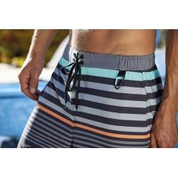 Ragno Beachwear Uomo Boxer mare costume da bagno con tasche e retina