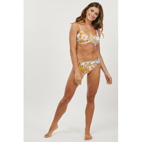 Moontide Psycho Tropical Costume Bikini coppa preformata ferretto con ferretto DD E