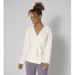 Triumph Embossed robe donna giacca da camera corta