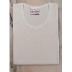 Boglietti female long sleeved child underwear shirt wool&cotton