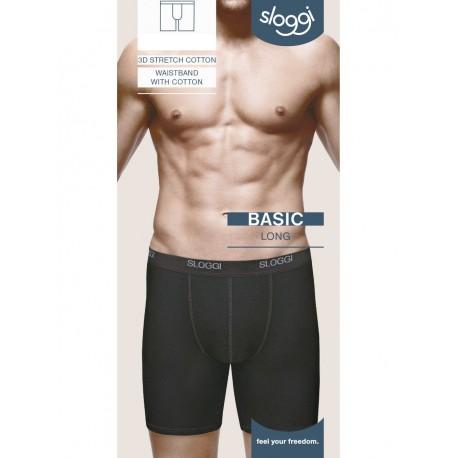 Sloggi Maxi Confezione 6 Slip uomo Cotone mutande elastiche aperte vita alta