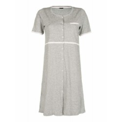 Lovable short-sleeved cotton nightgown