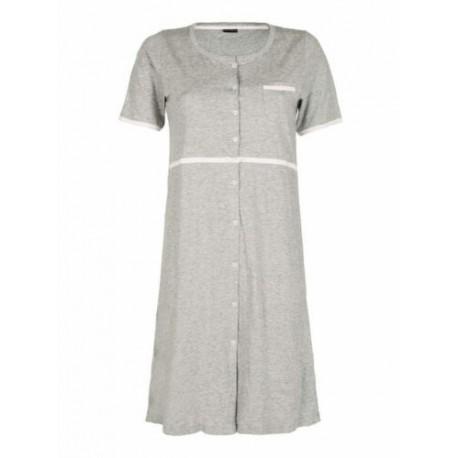 Lovable donna camicia da notte manica corta cotone