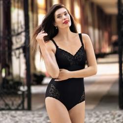 Anita Havanna Body modellatore comfort con pizzo