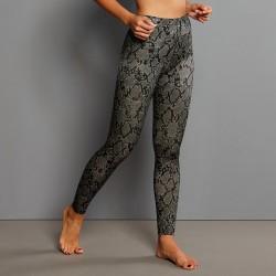 Anita Active Massaggia e tonifica Leggings animalier pantaloncini sportivi lunghi caviglia