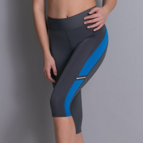 Anita Active Leggings ¾ pantaloncino Sportivo traspirante