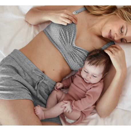 Anita Maternity Basic Reggiseno allattamento con ferretto microfibra