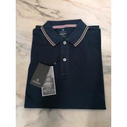 Ragno Uomo Tshirt Polo in cotone biologico
