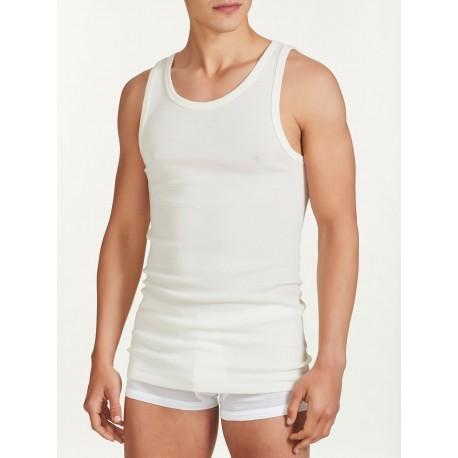 Ragno Uomo Maglia intima spalla stretta uomo 100% Lana merino peso medio