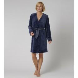 Triumph Woman Medium length long-sleeved robe